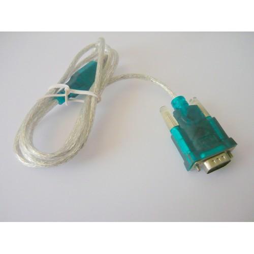 Adattatore da USB / SERIALE DB9