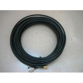 COAXIAL RF CABLE LMR240 - 50 OHM - 10MT.