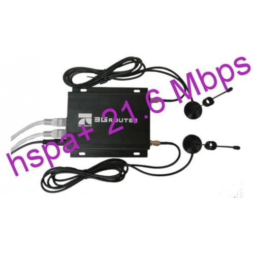 MODEM ROUTER 3G MBD-R220H+ WIFI HSPA+ 21.6/5.7 - CON ANT. EST. 3G E WIFI