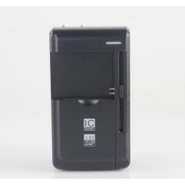 Caricabatterie da Tavolo Universale Per Cellulari Dual Sim