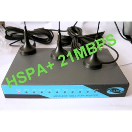 ROUTER E-LINS HSPA+ H820-P FINO A 21.6MBPS DL / 5.76MBPS UL