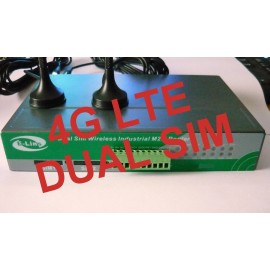ROUTER E-LINS 4G LTE DUAL SIM H700-t  FINO A 100MBPS DL / 50MBPS UL