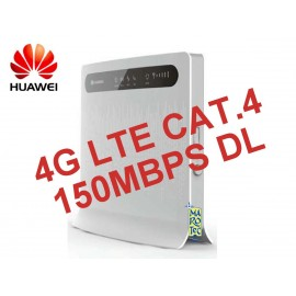 MODEM ROUTER HUAWEI B890-75 4G LTE - 100Mbps DL - WiFi - ANALOG PHONE PORT RJ11