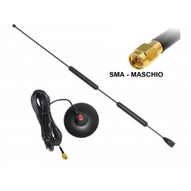 Antenna 4G LTE 3G for 3G 4G LTE 12dBi FOR ROUTER WITH SMA CONNECTOR