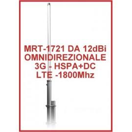 Antenna MRT-1721 Omnidirezionale 12dBi per 3G HSPA+ LTE1800Mhz