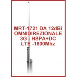 Antenna MRT-1721 Omnidir. 12dBi FOR 3G HSPA+ LTE1800Mhz