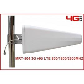 MRT 504 ANTENNA LOGARITMICA 3G 4G LTE - CONN. TIPO N-F