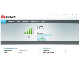 ROUTER HUAWEI B315-s22 4G LTE CAT.4 -WIFI -4 LAN GIGABIT+ RJ11 per TEL. ANALOGICO
