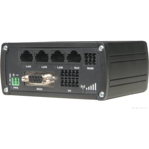 MODEM ROUTER 4G LTE DUAL SIM RUT955 TELTONIKA - CON GPS , RS232, DIGITAL I/O