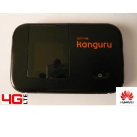"ROUTER 4G LTE CAT.4 HUAWEI E5372 ""KANGURU"" WIFI 2.4 & 5.0 Ghz- 150Mbps DL / 50 Mbps UL"