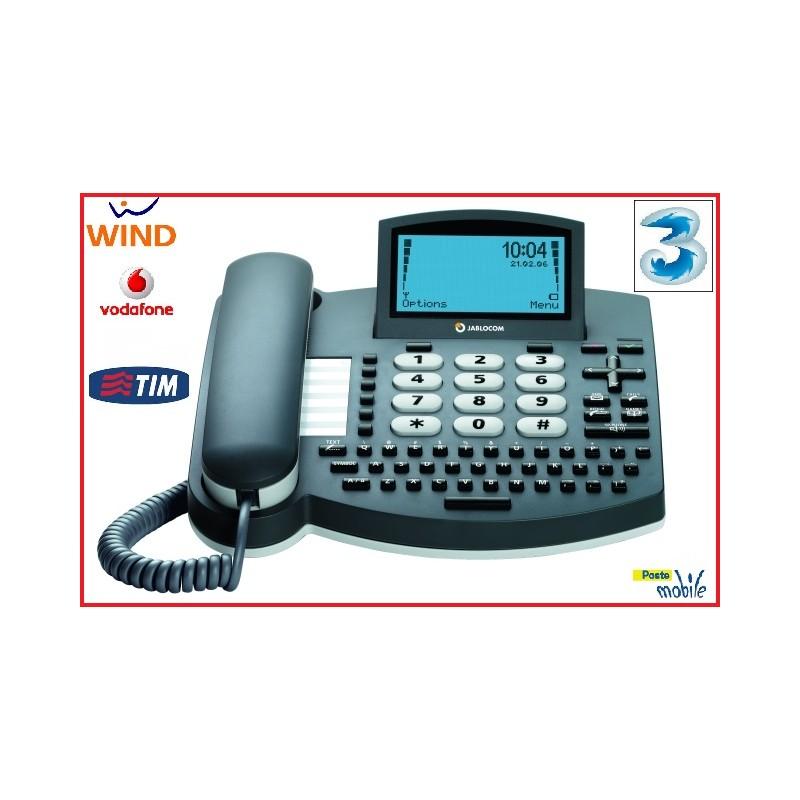 telefono desktop 3g umts 2g con sim card da scrivania ...