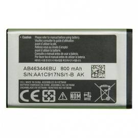 Battery Samsung AB463446BU - 800mAh
