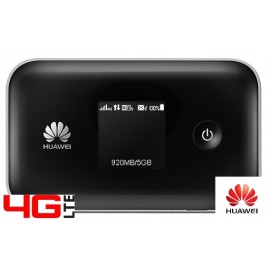 ROUTER 4G LTE CAT.4 HUAWEI E5377T WIFI 2.4 e 5.0 Ghz-150Mbps DL / 50 Mbps UL