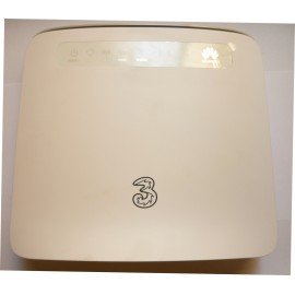 ROUTER HUAWEI B593-s22 4G LTE CAT.4 - CON ANT. EST. + n.2 RJ11 ANALOG PHONE - VOIP