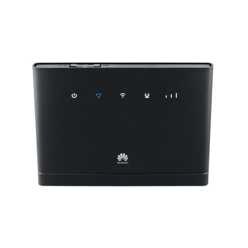 router 4G LTE huawei, huawei B315-s22, router 4G huawei B315, router
