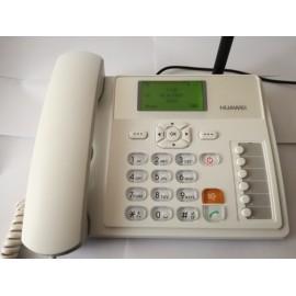 TELEFONO DESKTOP 3G GSM HUAWEI B160 CASA UFFICIO CON SIM CARD - PER ELIMINARE LA LINEA FISSA