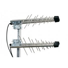 Antenna MRT-8727SM MIMO 4G LTE/ 3G CON CAVO TIPO H155 10 mt. ED SMA-M