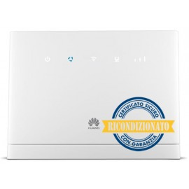 "ROUTER HUAWEI B315-s22 ""3"" 4G LTE CAT.4 -WIFI -4 LAN GIGABIT+ RJ11 ANALOG PHONE PORT"