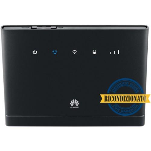 """ROUTER HUAWEI B315-s22 """"3"""" 4G LTE CAT.4 -WIFI -4 LAN GIGABIT+ RJ11 ANALOG PHONE PORT"""