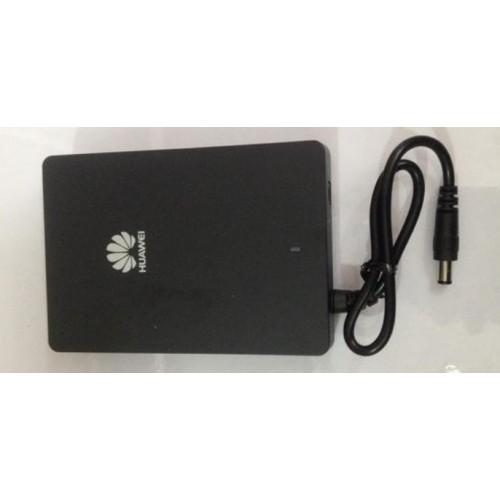 Backup battery for 3G 4G LTE router