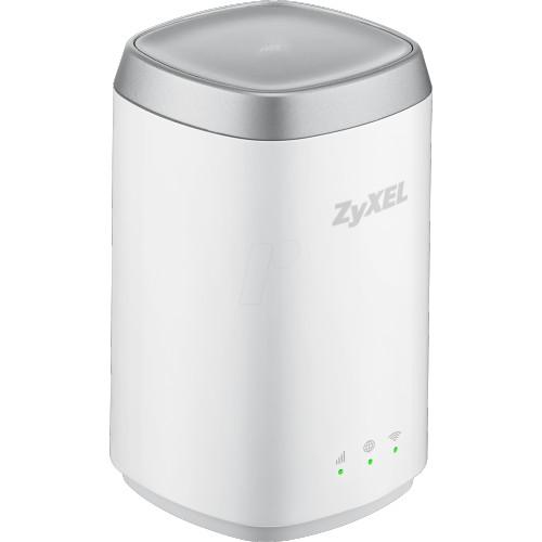 ROUTER ZYXEL LTE4506 M606 4G LTE CAT.6 - WIFI 2.4 & 5.0 GHZ - LAN GIGABIT