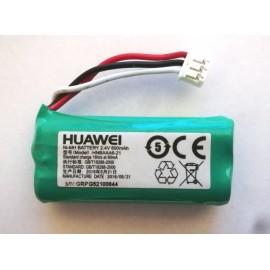 Batteria Compatibile Huawei HNBAAA6-21 2.4V-600mAh per Telefono Cordless Huawei F688