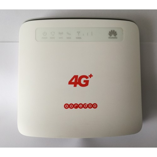 ROUTER HUAWEI E5186-s22a 4G LTE CAT.6 300MBPS - CON ANT. EST. + RJ11 per TEL. ANALOGICO - VOIP