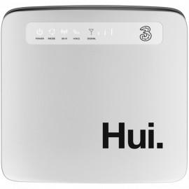 "ROUTER HUAWEI E5186-s22a ""3 Hui"" 4G LTE CAT.6 300MBPS - CON ANT. EST. + RJ11 per TEL. ANALOGICO - VOIP"