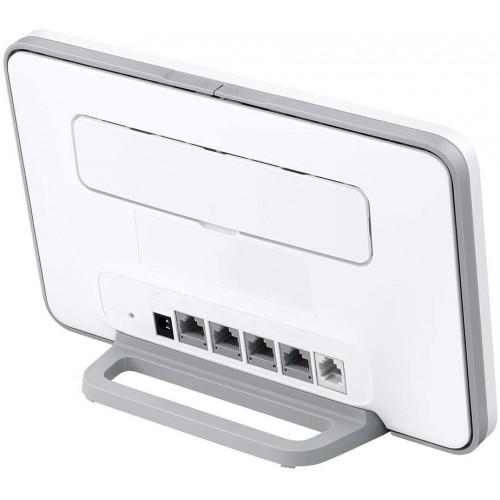 ROUTER HUAWEI B535-235 4G LTE CAT.7 - ATA VOIP - WIFI 2.4 & 5.0 GHZ - 4 LAN GIGABIT + RJ11