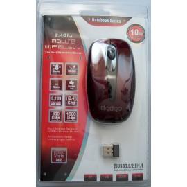 Mouse Wireless 2.4 GHZ - 1.5V RF6025