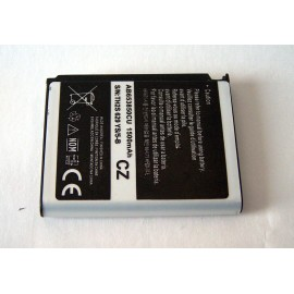 Batteria 3.7V - 1500mAh Li-Ion per SAMSUNG SGH-I900 Omnia GT-I7500 Galaxy I8000 Omnia II